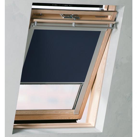 Dachfenster rollo dunkelblau ggl gpl ghl s08 608 hier kaufen for Velux su misura