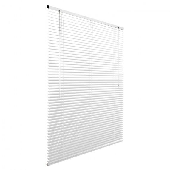 Sol Royal Alu Jalousie SolDecor J32 Fenster & Türen 115x130cm weiß Weiß | 115x130 cm