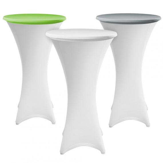 Dena Topdeckel für Stehtische - Tischplattenbezug Samba