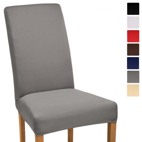 Beautissu Mia Stretch universal Stuhlhusse in diversen Farben