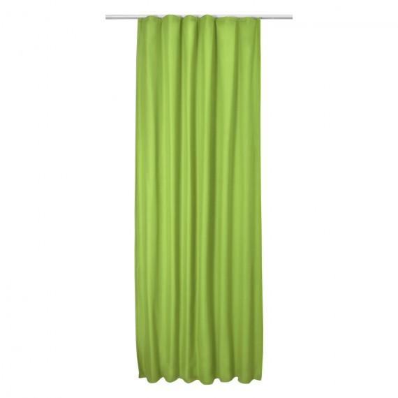 Thermo-Universalband Vorhang Amelie 140 x 245cm - grün Grün