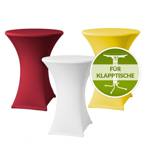 dena stehtischhusse stretch husse samba mit topdeckel. Black Bedroom Furniture Sets. Home Design Ideas