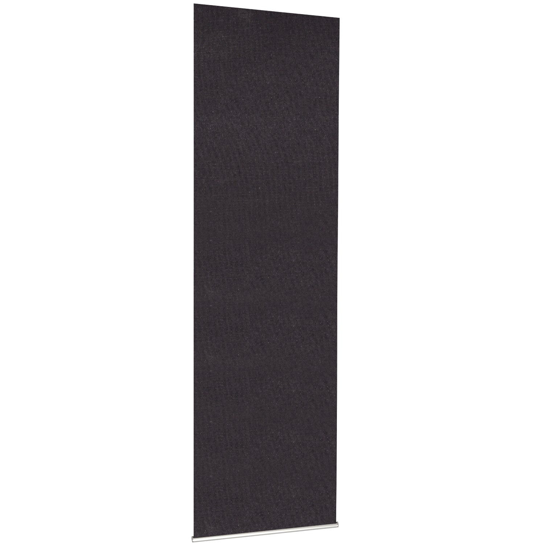 schiebevorhang 60x245 cm melissa anthrazit. Black Bedroom Furniture Sets. Home Design Ideas