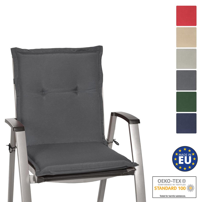 Beautissu Loft NL Niederlehner Auflagen 100x50x6 cm diverse Farben