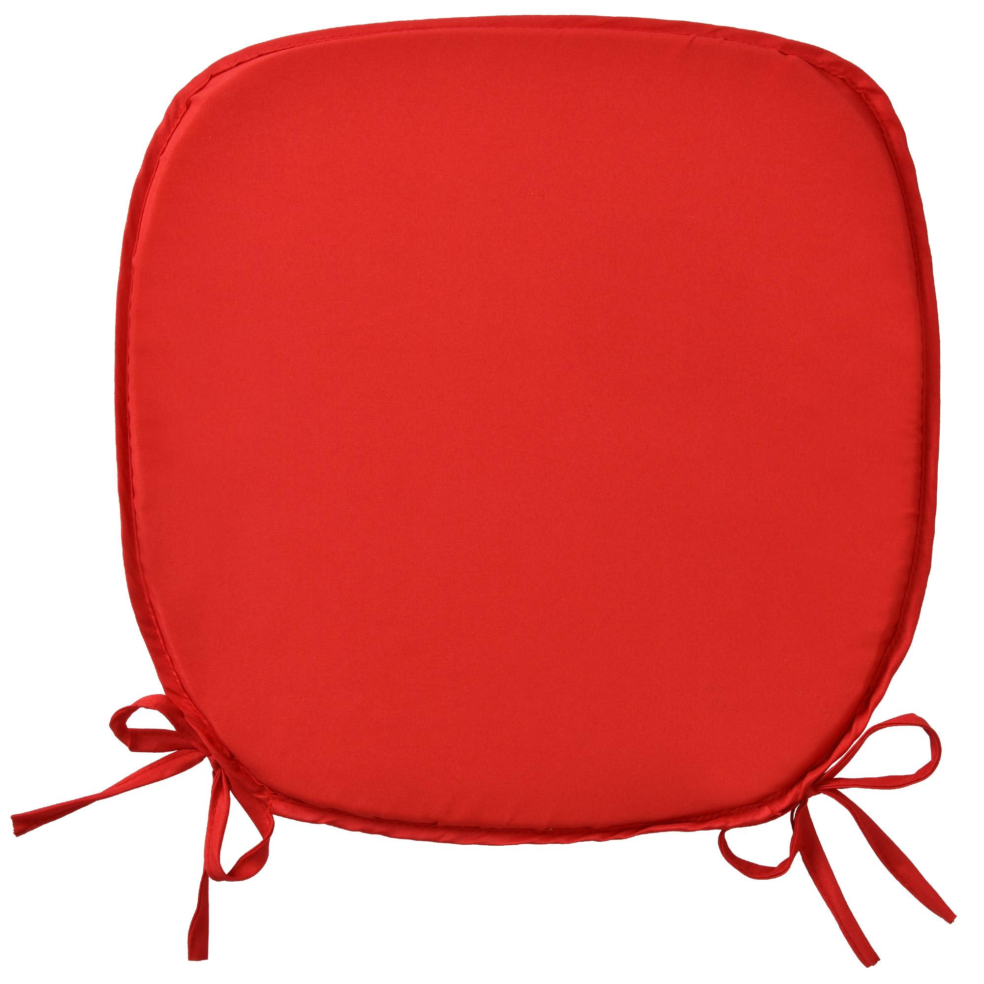 sitzkissen lara 38x38cm rot kaufen. Black Bedroom Furniture Sets. Home Design Ideas