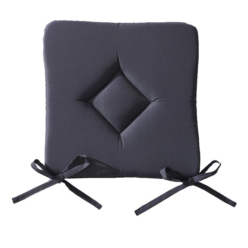 kissen sitzkissen bodenkissen today 40 x 40 x 3 5cm grau. Black Bedroom Furniture Sets. Home Design Ideas
