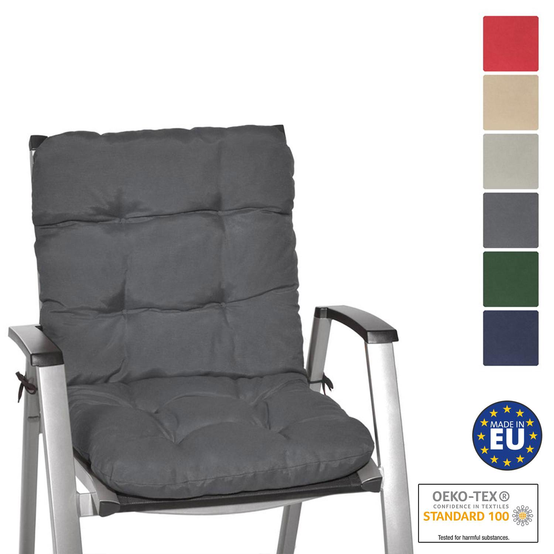 Beautissu Flair NL Niederlehner Auflagen 100x50x8 cm diverse Farben